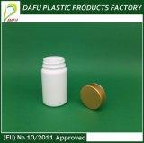 Bottiglia di pillola di plastica all'ingrosso della medicina dell'HDPE 80ml