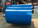 PPGI, tôle / bobine en acier revêtue de couleur / pré-peinte