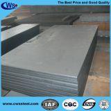 Placa de aço 1.1210 de carbono do aço de ferramenta