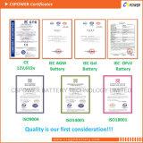 Batterie-tiefe Schleife-Gel-Batterie der Batterie-Fertigung-12V 200ah