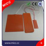 Borracha de silicone pegajosa de China 5V 12V que aquece a almofada quente