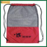 卸し売り高品質のドローストリングの網は遊ばす袋(TPdB243)を