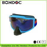 Motociclo trasparente dell'obiettivo di alta qualità che corre occhiali di protezione