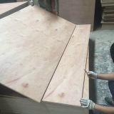 Madera contrachapada del cedro de lápiz del grado de BB/CC para el pegamento de la decoración E1