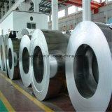 Bobine d'acier inoxydable de solides solubles 202