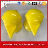 Новый Н тип свободный индикатор Swl34 Пыл-Крышки 34mm PP высокого качества желтый китайский высокий гайки