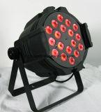 18*15W RGBWA (indicatore luminoso di PARITÀ della lavata LED della fase) 6 In1 UV