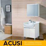 Meubles simples en gros de salle de bains de Module de salle de bains de vanité de salle de bains de laque de type de bonne qualité (ACS1-L12)