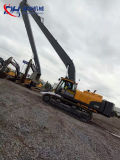 long boum d'extension de 25/30m pour l'excavatrice d'Ec700cl