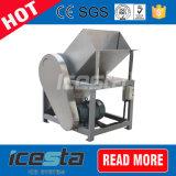 Gebrochene Eis-Maschine mit Ersatzteilen für tropische Plätze