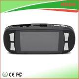"""2.7 """" кулачок черточки автомобиля экрана полный HD1080p с карточкой 32GB"""