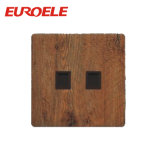 TV Socket en Data Satellite Socket van PC Painting Tel.