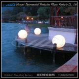 Luz de la bola del precio directo LED de la fábrica para el jardín al aire libre
