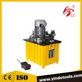 pompe électrique lourde active hydraulique Zhh700c-10b-II de 1.5kw 40L double