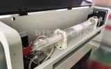 革アクリルMDFのプラスチック二酸化炭素レーザーの打抜き機レーザーの彫版機械