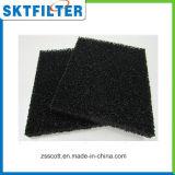Фильтр губки активированного угля для аквариума