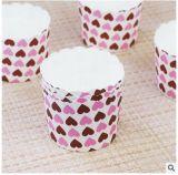 Hochwertige kundenspezifische Papierkasten-Verpackungsgestaltung für Kuchen