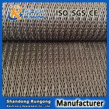 304 Transportband van het Netwerk van de Draad van het roestvrij staal de Samenstelling Evenwichtige