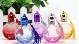 In het groot Kleur van de Fles van het Parfum van de Bal van de Fles van het Glas van de Kleur van de Staaf van het Parfum van de fabriek gaat de Directe Transparante Kleine de Flessen van Parels 10ml