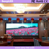 El panel de visualización de LED del surtidor a todo color de interior de P3 China