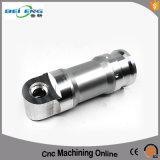 Штанга точности Lathe CNC дешевого металла поворачивая алюминиевая для подвергая механической обработке продукта обслуживания