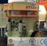 Mobiler Muti Zylinder-hydraulische Kegel-Zerkleinerungsmaschine (HPY400)