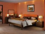 침실 가구 또는 브라운 현대 나무로 되는 색깔 Nightstands (I&D-G10442-01)