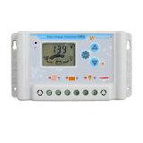 Solarladung-Controller der LCD-Bildschirmanzeige-10A 48V für Sonnenkollektor-Batterie SL03-4810A