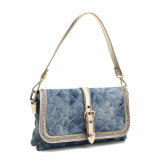 Elegante nähende Niet-Denim-Dame Crossbody Bag (MBNO040032)
