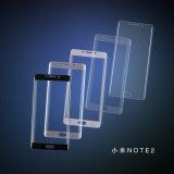 Miuiのノート2の緩和されたガラススクリーンの保護装置のための電話アクセサリ