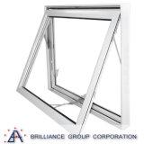 Het goedkope Afbaardende Venster van het Aluminium voor Deocration