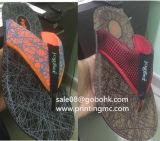 Специальная конструированная крышка ботинок Li Ning Kpu верхняя формируя машину резвится машина прессформы верхушкы ботинка