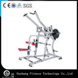 Oushangの体操装置のハンマーの強さ機械ISO側面広いPulldown OS-H020