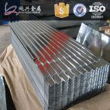 Corrugated гальванизированные стальные листы для плитки толя