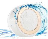 Bluetothのスピーカー熱い手動小型携帯用水証拠のシャワーのFMのラジオが付いている無線Bluetooth車のスピーカーの音を吸いなさい