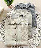 Chemise du `S de femmes de couleur de Cotton&Linen trois
