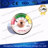 indicateur de pression de diamètre de 28mm mini pour l'extincteur