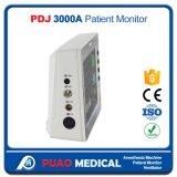 Equipamiento médico del precio portable del monitor paciente de las muestras vitales