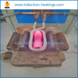 Macchina di indurimento della tempera del riscaldamento di induzione dell'acciaio di barra rotonda di 50 chilowatt