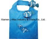 Sacchetto di acquisto pieghevole con il sacchetto 3D, lo stile animale delle pecore, i sacchetti di drogheria e riutilizzabili e pratico, regali