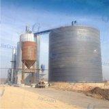 Sólido acero galvanizado 2.000 toneladas de grano Silo de almacenamiento y seguridad