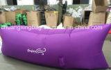 屋外の携帯用軽量の空気膨脹可能な寝袋の空気ソファーの豆袋