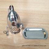 Chá Shaped Infuser do aço inoxidável de Rocket das ferramentas engraçadas dos acessórios do chá