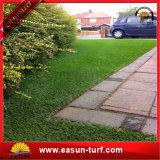 Minigolf-künstliches gefälschtes Gras-Rasen pp. PET Gras für Haus und Garten mit SBR Kleber