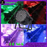 54X3w Stadium DMX 3in1 RGB Innen-LED NENNWERT Licht