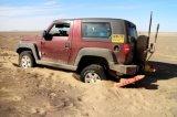 Trazione della neve del fango della sabbia di ripristino di J268 pp 10tons per fuori dalla jeep della strada