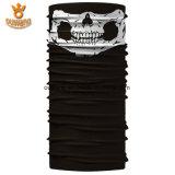 Atacado Custom impresso Multifuncional Bandana Polyester Seamless Scarf