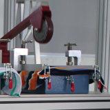 Resistenza della superficie del materiale del sofà alla prova di slittamento dell'aggraffatura nella prova di resistenza di slittamento del Tessuto-Filato della tappezzeria