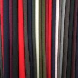 Ondulazione dell'acqua tutto il tessuto pronto di Greige del tessuto delle lane di colori