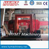 Máquina de estaca precisionhorizontal elevada da serra da faixa de metal da coluna GW42120 dobro